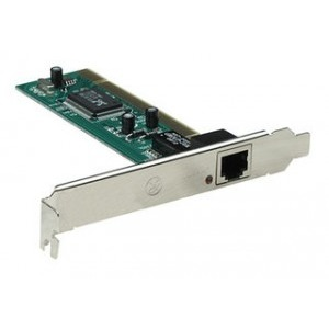Intellinet PCI Network Card, 32 bit, RJ45, 10/100 Mbit