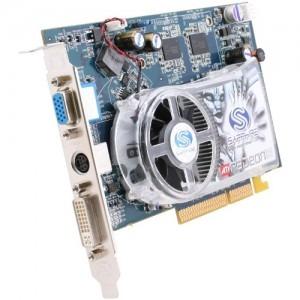 Sapphire ATI Radeon X1650PRO 512MB DDR2 128-bit AGP