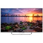 Televizor LED Sony Smart TV Android 43W756 Seria W756 108cm argintiu Full HD