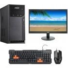 Home 1500 Kaveri, AMD A6-7400K, 4GB DDR3, 1TB HDD, monitor, periferice, Wi-Fi
