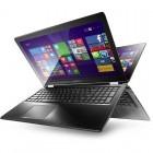 "Lenovo 15.6"" Yoga 500-15 (Flex 3), FHD IPS Touch, Procesor Intel® Core™ i7-5500U 2.4GHz Broadwell, 8GB, 1TB + 8GB SSH, GeForce 940M 2GB, Win 8.1 Pro, White, Backlit"