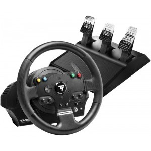 volan thrustmaster tmx pro force feedback pc xone pc garage. Black Bedroom Furniture Sets. Home Design Ideas