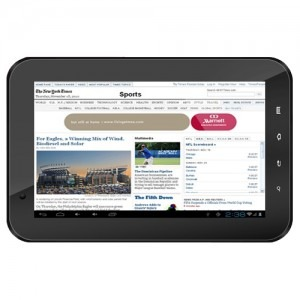 Horizon HC700D, 7 inch IPS MultiTouch, Cortex A9 1.6GHz Dual Core, 1GB RAM, 4GB flash, Wi-Fi, Bluetooth, GPS, 3G, Android 4.0