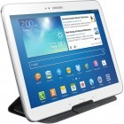 Samsung Husa protectie tip stand EF-BT520B White pentru P5200 Galaxy Tab 3, P5210 Galaxy Tab 3 si P5220 Galaxy Tab 3
