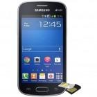 Samsung S7392 Galaxy Trend Lite Duos Black