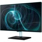 Samsung Monitor TV T22D390EW 54cm negru Full HD