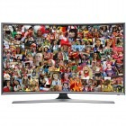 Televizor LED Samsung Smart TV 55J6300 Curbat Seria J6300 138cm negru Full HD