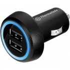 Thermaltake Incarcator universal auto TriP Dual USB