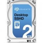 Seagate Desktop SSHD 2TB 7200RPM 64MB SATA-III