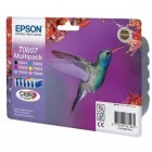 Epson Cartus T0807  6 culori