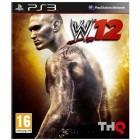 THQ WWE 12 pentru Playstation 3