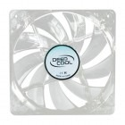 Deepcool Xfan 120L transparent led blue