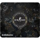 Mouse pad SteelSeries QcK+ CS:GO Camo Edition