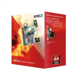 AMD Vision A4-4020 3.2GHz box