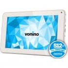 Tableta Vonino Otis HD, 7 inch MultiTouch, Cortex A9 1.2GHz Dual-Core, 512MB RAM, 8GB flash, Wi-Fi, Android 4.2.2, albastru