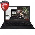 Notebook / Laptop MSI 15.6'' GP60 2PE Leopard, FHD, Procesor Intel® Core™ i7-4702HQ 2.2GHz Haswell, 8GB, 1TB + 128GB SSD, GeForce 840M 2GB, Black