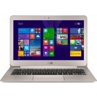 "ASUS 13.3"" Zenbook UX305LA-FC027H, FHD, Procesor Intel® Core™ i7-5500U 2.4GHz Broadwell, 8GB, 256GB SSD, GMA HD 5500, Win 8.1, Aurora Gold Metallic"