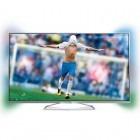 Televizor LED Philips Smart TV 40PFS6609/12 Seria PFS6609 102cm argintiu Full HD 3D Ambilight contine 2 perechi de ochelari 3D