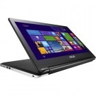"Ultrabook ASUS 15.6"" Transformer Book Flip TP500LA, HD, Procesor Intel® Core™ i3-4030U 1.9GHz Haswell, 4GB 500GB, GMA HD 4400"