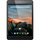 Tableta nJoy Kara 8, 7.85 inch, IPS, MultiTouch, Cortex A7 1.3 Quad Core, 1GB RAM, 8GB flash, Wi-Fi, 3G, GPS, Android 4.2, Black
