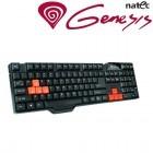 Tastatura gaming Natec Genesis R11