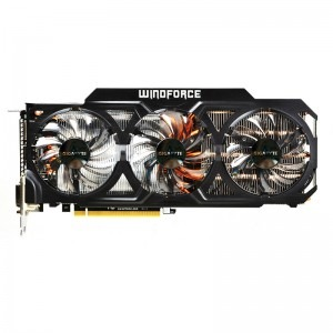GIGABYTE GeForce GTX 770 OC WindForce 3X 2GB DDR5 256-bit
