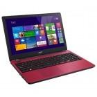 Acer 15.6'' Aspire E5-511-P86R, HD, Procesor Quad Core Intel® Pentium® N3540 2.16GHz Bay Trail, 4GB, 500GB, GMA HD 4400, Win 8.1, Red