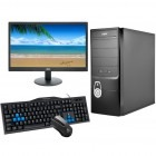 Back to School-Intel, G1840, 2GB DDR3, 500GB, monitor, periferice, Wi-Fi