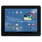Tableta Mediacom SmartPad 950 S2, 9.7 inch MultiTouch, Cortex A9 1.5GHz Dual Core, 1GB RAM, 8GB flash, Wi-Fi, Bluetooth, Android 4.1