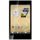 Tableta Prestigio MultiPad Color 8.0 PMT5887, 8 inch IPS MultiTouch, Cortex A7 1.3GHz Quad Core, 1GB RAM, 16GB flash, Wi-Fi, Bluetooth, 3G, GPS, Android 4.2, Red