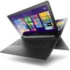 Lenovo 15.6'' IdeaPad FLEX 2 15, FHD Touch, Procesor Intel® Core™ i5-4210U 1.7GHz Haswell, 8GB, 500GB HDD + 8GB SSH, GeForce 840M 2GB, Win 8.1, Black - desigilat
