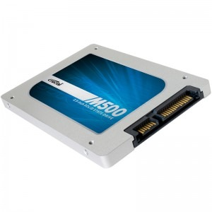 Crucial M500 Series 120GB SATA-III 2.5 inch