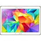 Samsung SM-T805 Galaxy Tab S, 10.5 inch MultiTouch, Cortex A15 1.9GHz Quad Core + Cortex A7 1.3GHz Quad Core, 3GB RAM, 16GB flash, Wi-Fi, 4G, Bluetooth, GPS, Android 4.4, Dazzling White
