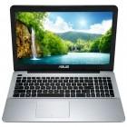 "ASUS 15.6"" X555LN, HD, Procesor Intel® Core™ i7-5500U 2.4GHz Haswell, 4GB, 1TB, GeForce 840M 2GB, Black"