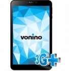 Tableta Vonino Pluri Q8, 8 inch IPS MultiTouch, Cortex A7 MT8321 1.3GHz Quad Core, 1GB RAM, 8GB flash, Wi-Fi, Bluetooth, 3G, GPS, Android 5.1, Black