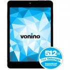 Tableta Vonino Sirius Evo QS, 7.9 inch IPS MultiTouch, Cortex A9 1.6GHz Quad-Core, 1GB RAM, 8GB flash, Wi-Fi, Bluetooth, Android 4.2, negru