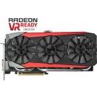 Placa video ASUS Radeon R9 390 STRIX GAMING OC 8GB DDR5 512-bit