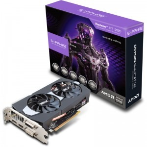 Placa video Sapphire Radeon R7 265 Dual-X 2GB DDR5 256-bit