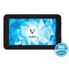 Tableta Vonino Otis HD, 7 inch MultiTouch, Cortex A9 1.2GHz Dual-Core, 512MB RAM, 8GB flash, Wi-Fi, Android 4.2.2, gri