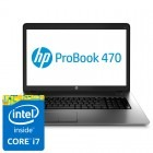 HP 17.3'' ProBook 470 G2, HD+, Procesor Intel® Core™ i7-4510U (4M Cache, up to 3.10 GHz), 8GB, 1TB, Radeon R5 M255 2GB, Fingerprint Reader, FreeDos, Geanta inclusa