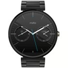 SmartWatch Motorola Moto 360 Black Metal