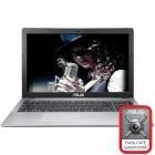 "ASUS 15.6"" X550JX, HD, Procesor Intel® Core™ i5-4200H 2.8GHz Haswell, 4GB, 1TB, GeForce GTX 950M 2GB, Dark Grey"