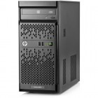 Server HP ProLiant ML10, Procesor Intel® Xeon® E3-1220 v2 3.1GHz Ivy Bridge-H2, 1x 4GB UDIMM DDR3 1600MHz, 2x 1TB SATA, LFF 3.5 inch, B110i