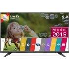 Televizor LED LG Smart TV 49UF6857 Seria UF6857 123cm negru 4K UHD