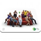 Mouse pad SteelSeries Qck The Sims 4 Edition