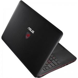 Notebook / Laptop ASUS Gaming 17.3'' ROG G771JW, FHD, Intel® Core™ i7-4720HQ (6M Cache, up to 3.60 GHz), 8GB, 1TB, GeForce GTX 960M 4GB, Black