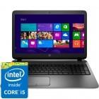 HP 15.6'' Probook 450 G2, HD, Procesor Intel® Core™ i3-5010U (3M Cache, 2.10 GHz), 4GB, 1TB, GMA HD 5500, Win 8.1