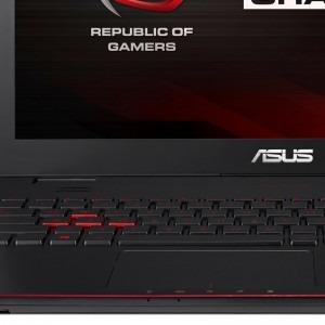 Notebook / Laptop ASUS Gaming 17.3'' ROG G771JW, FHD, Procesor Intel® Core™ i7-4720HQ (6M Cache, up to 3.60 GHz), 12GB, 1TB + 256GB SSD, GeForce GTX 960M 4GB, Black