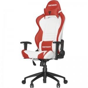 Scaun gaming Vertagear SL2000, alb - rosu