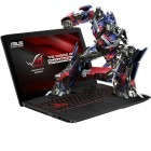 ASUS Gaming 15.6'' ROG GL552JX, FHD, Procesor Intel® Core™ i7-4720HQ (6M Cache, up to 3.60 GHz), 8GB, 1TB, GeForce GTX 950M 4GB, Black